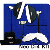 EXCELLA Neo D4 KIT